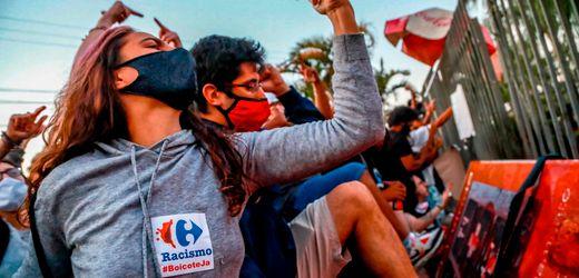 Brasilien: Schwarzer zu Tode geprügelt - Proteste in mehreren Städten