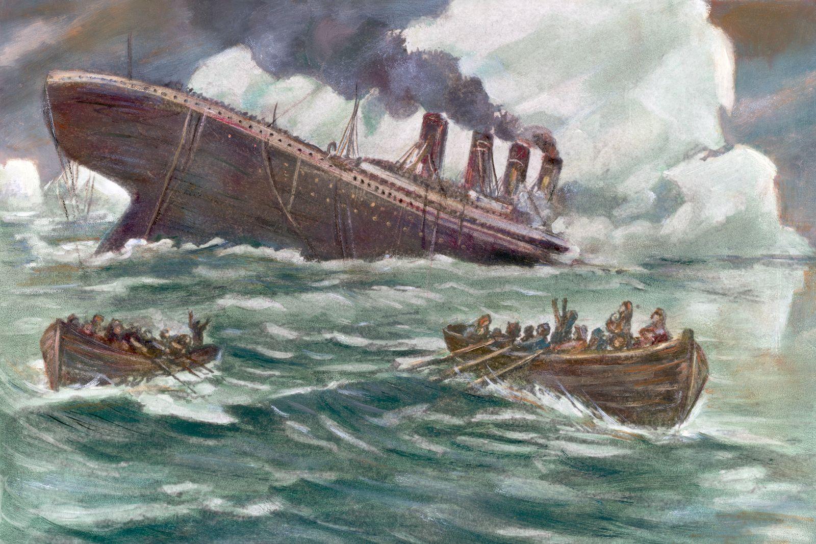 Titanic/ 37 Sekunden Schicksal/ PLUS