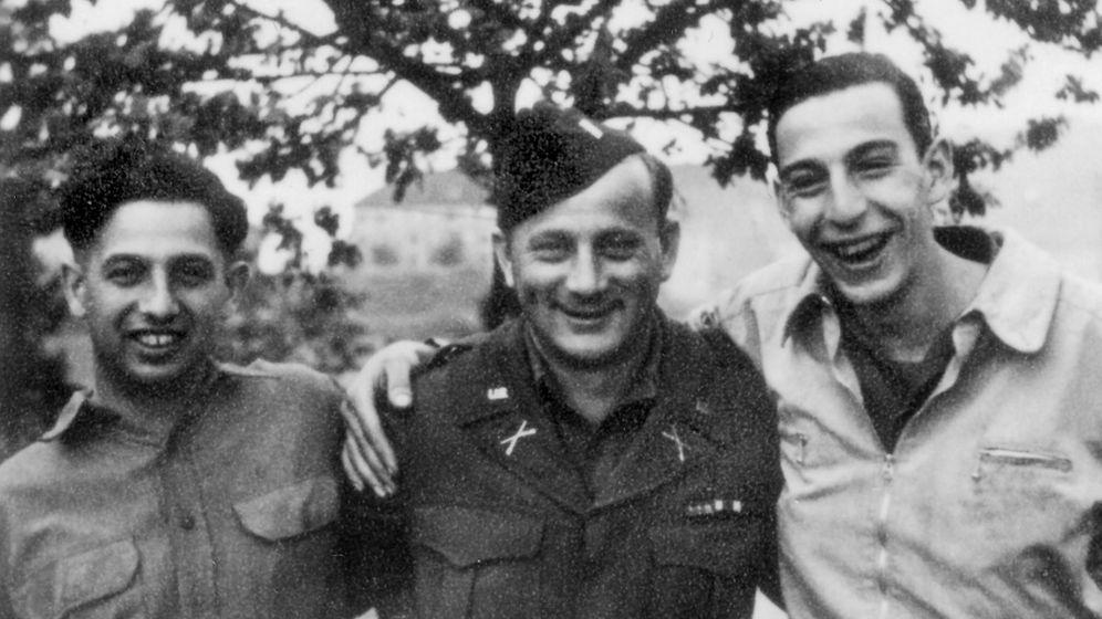 """""""Ritchie Boys"""": Literaten, Künstler und Intellektuelle in Uniform"""