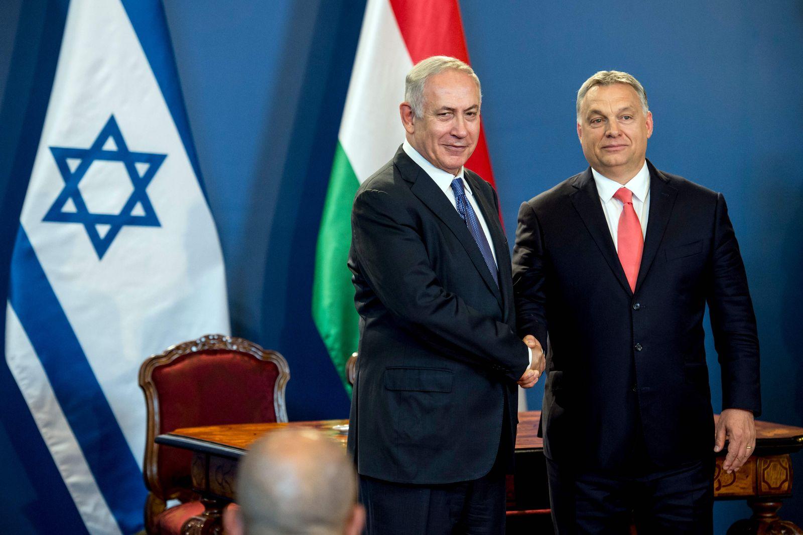 Orban / Netanjahu