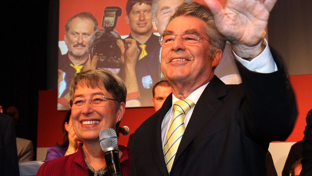 Bundespräsidentenwahlen: Fischers Triumph
