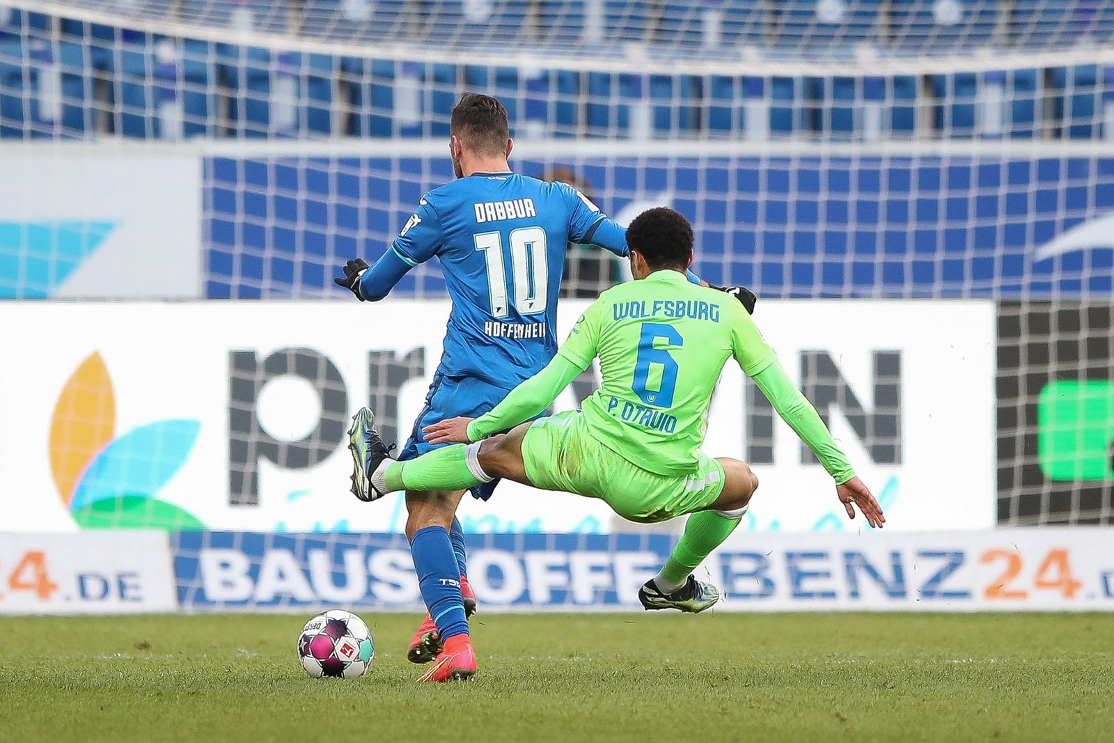 TSG Hoffenheim v VfL Wolfsburg - Bundesliga