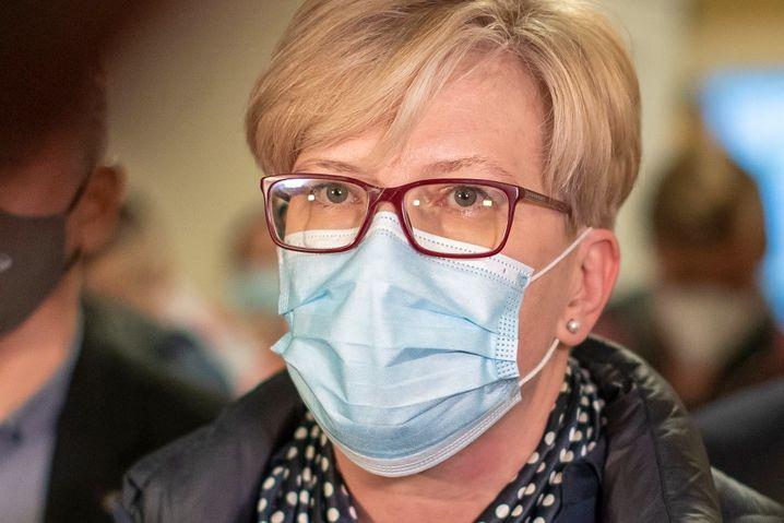Litauische Regierungschefin Ingrida Simonyte