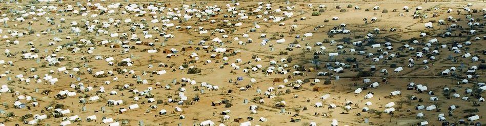 Flüchtlingslager Dadaab: »Bitte wieder in die Schlange stellen«