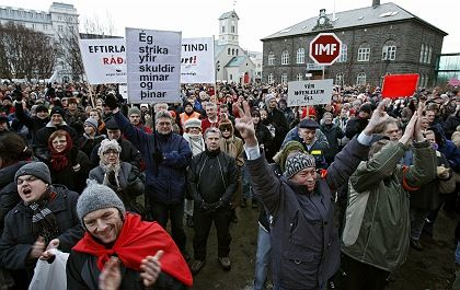 Iceland is as good as bankrupt: Will other European countries follow?