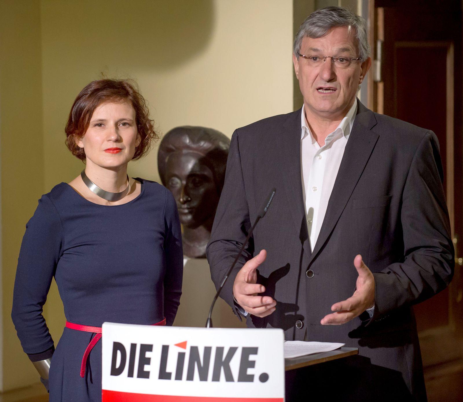 Katja Kipping/ Bernd Riexinger