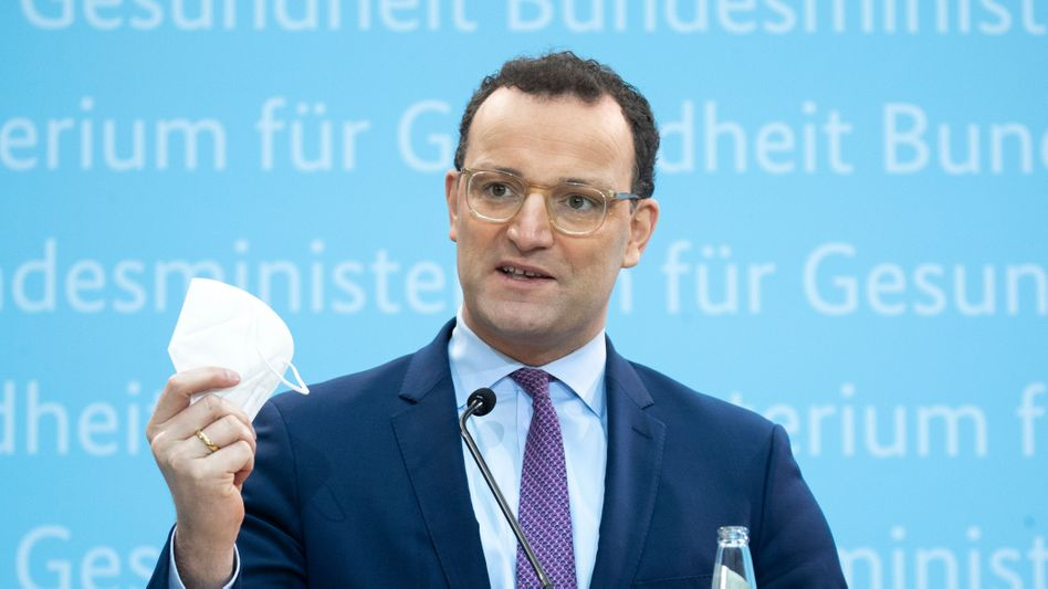 Bundesgesundheitsminister Jens Spahn (im Januar in Berlin)