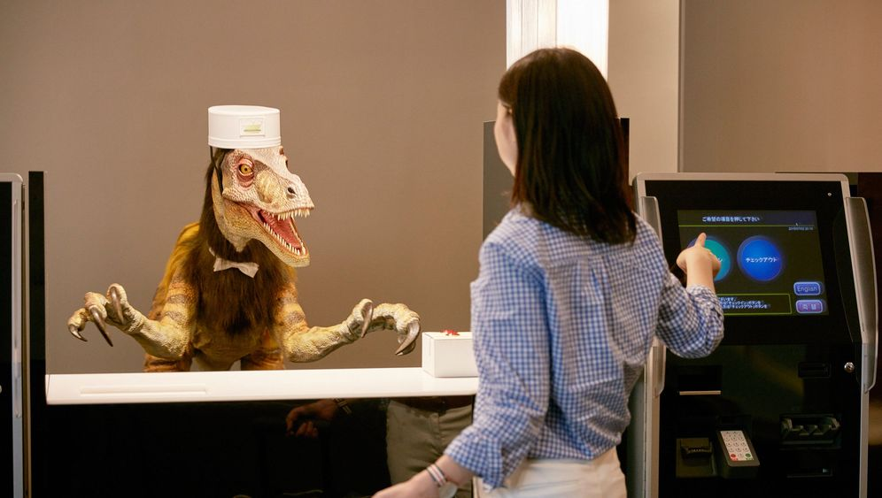 Service-Roboter: Mein Name ist Dino