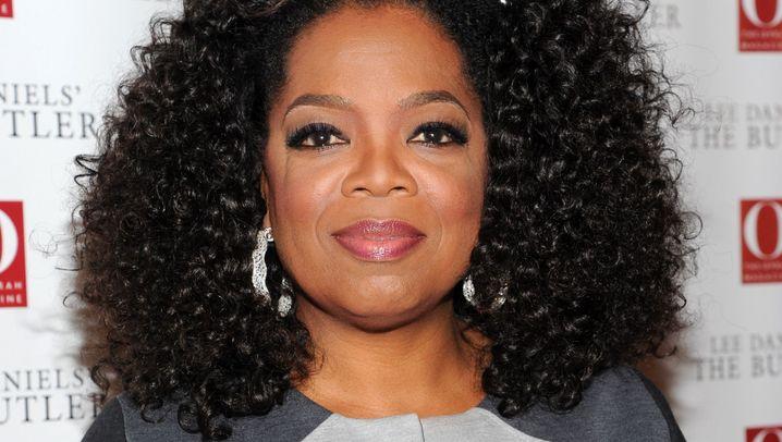 """Oprah in Zürich: """"Überlegte mir, den Laden leerzukaufen"""""""