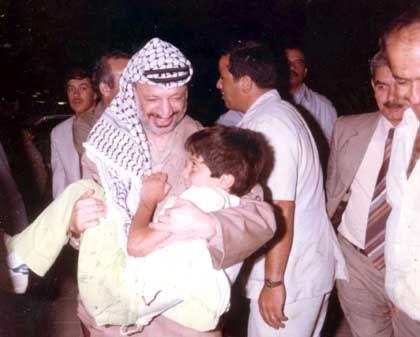 """Ein Leben mit Arafat: """"Abu Ammar"""" und Samir Sughair als Elfjähriger"""