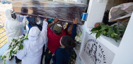 Coronavirus in Peru: Viele Tote, weil Sauerstoff fehlt