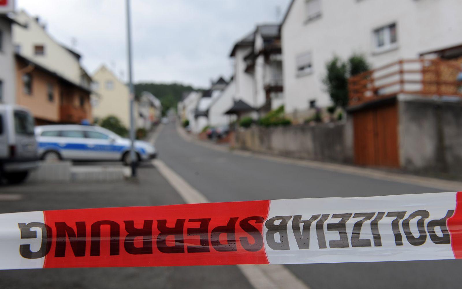 NICHT VERWENDEN Kriminalitaet/Toetung/Kind
