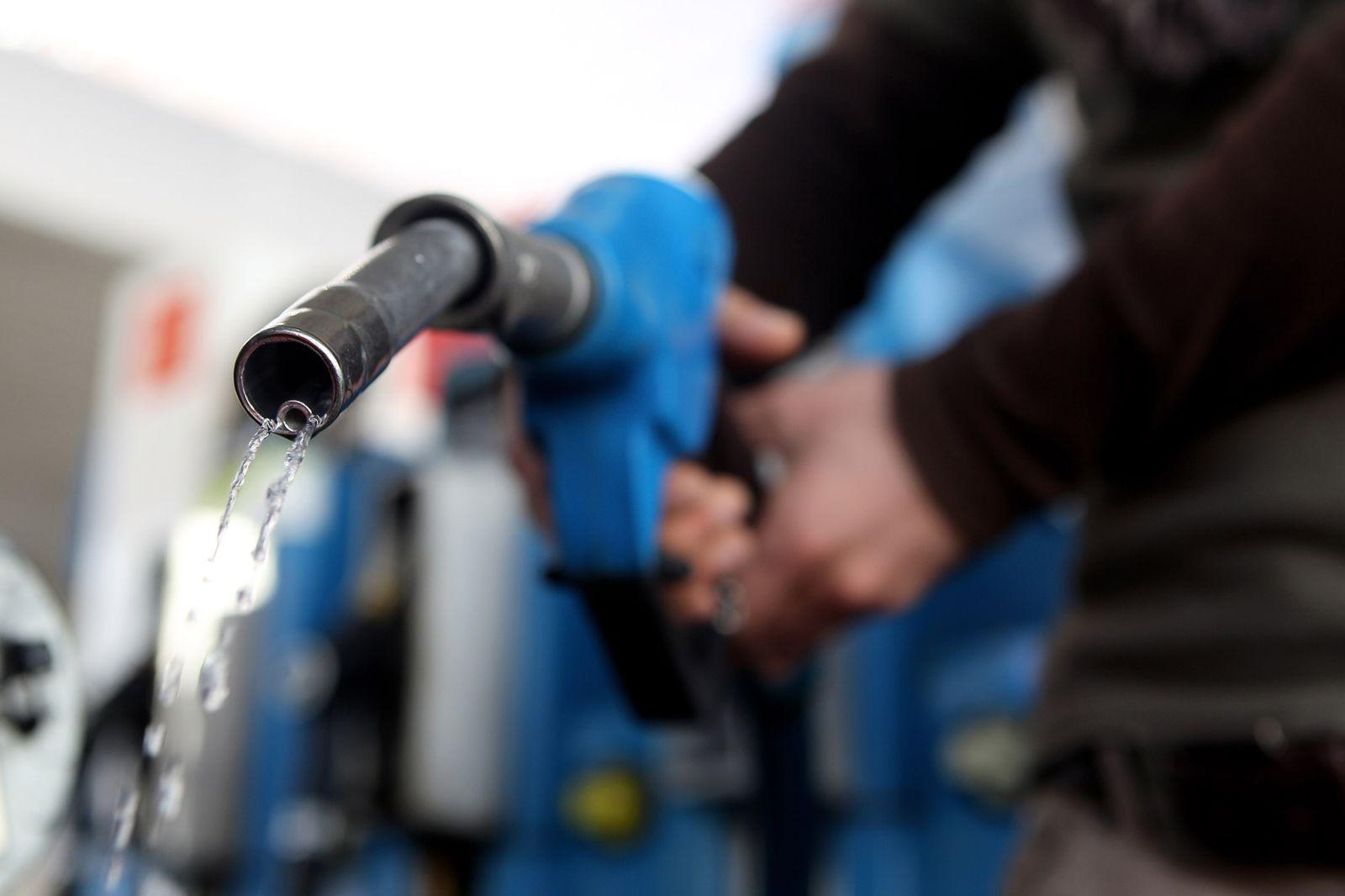 Benzin / Symbol
