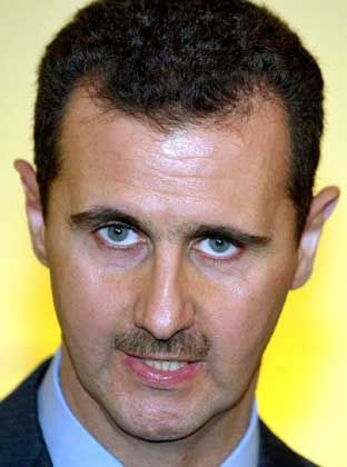 """Syrian President Bashar Assad: """"We don't care if this is the Chinese model or something else. Our actions reflect the needs of our country."""""""