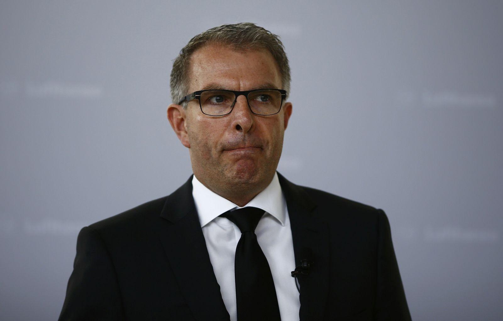 Germanwings Absturz/ Spohr