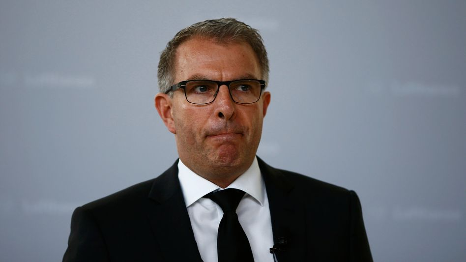 Lufthansa-Chef Spohr: Letzter tödlicher Unfall vor mehr als 20 Jahren