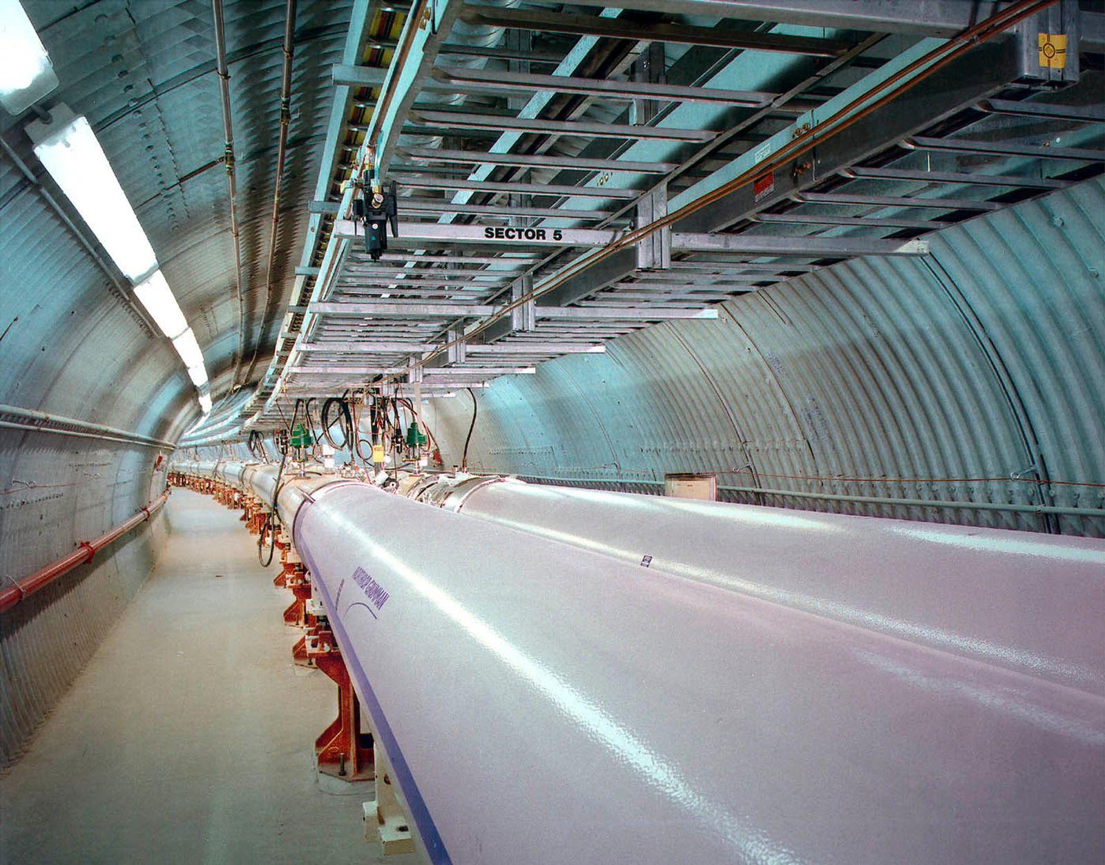 Neutronenbeschleuniger RHIC