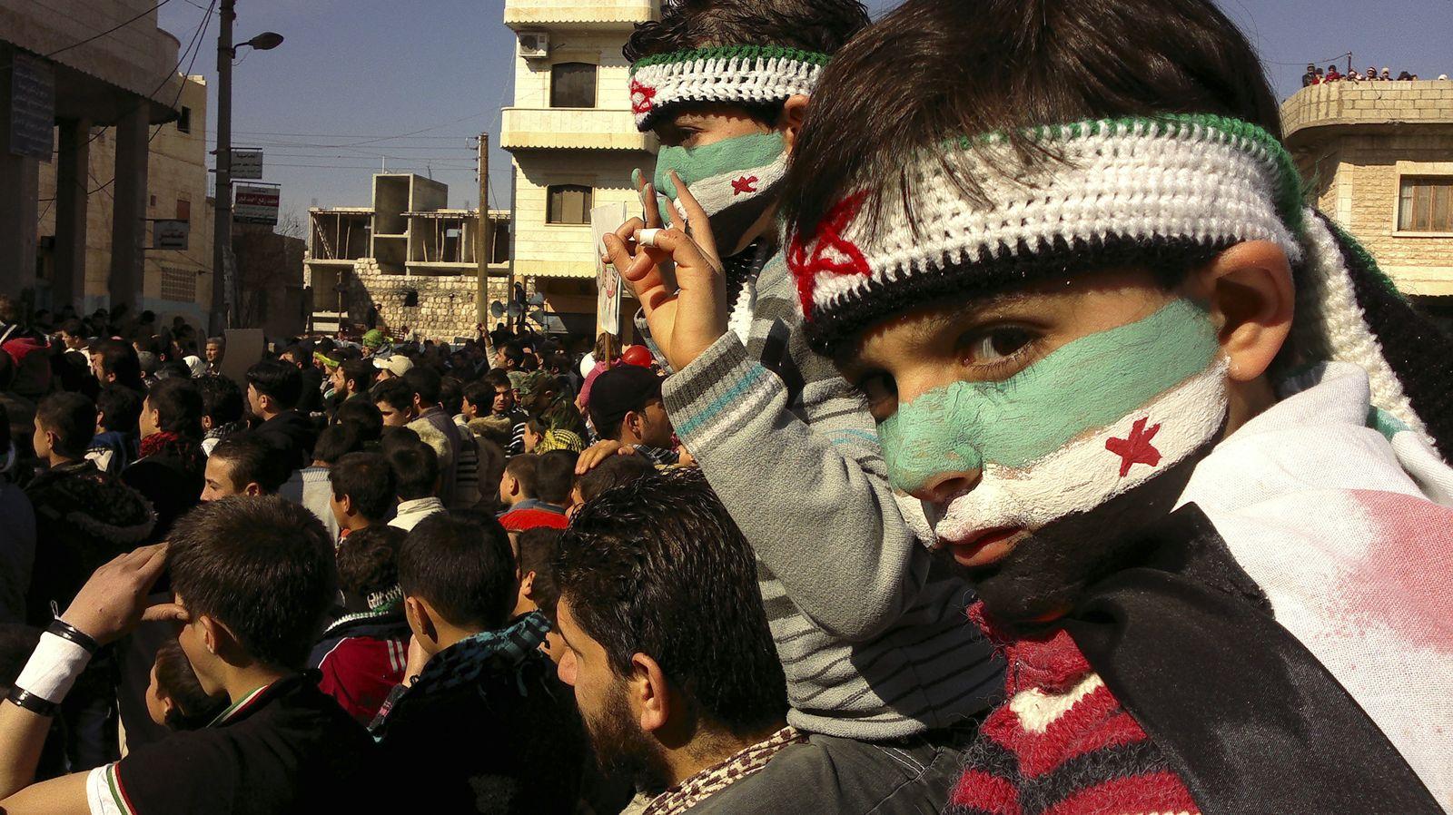 XXL Syrien/ Idlib