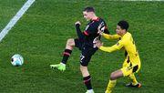Der BVB lässt sich in Leverkusen auskontern