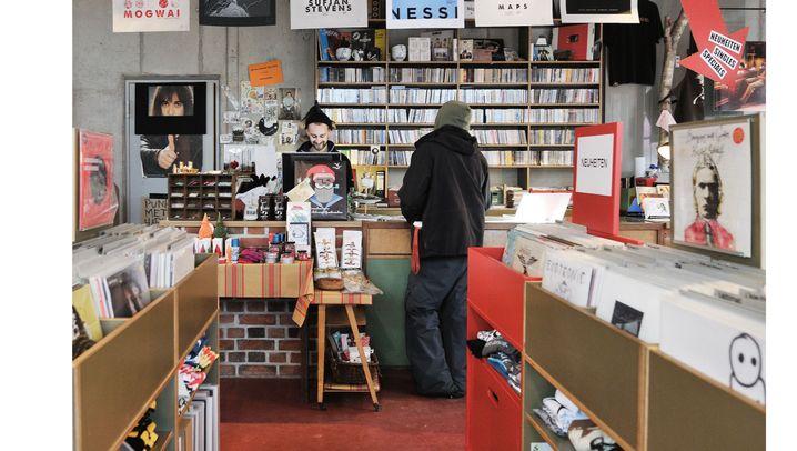 Bildband über Hamburger Plattenläden: Hommage an die Vinyl-Biotope