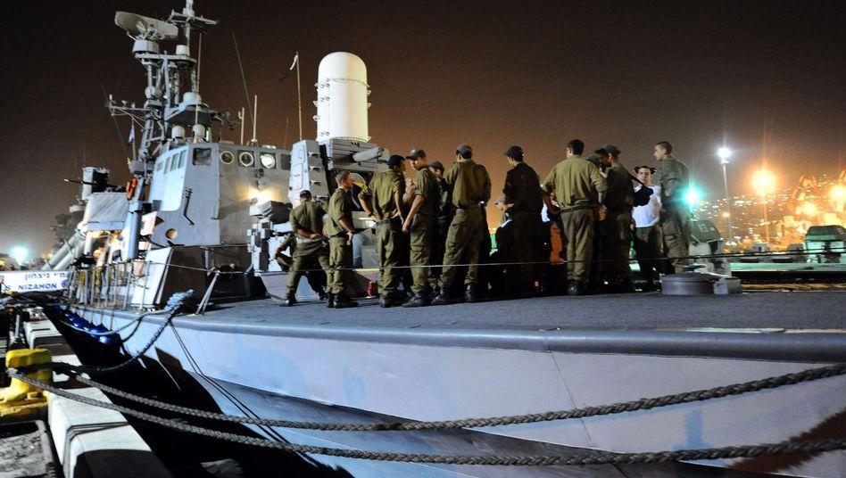 Viele Tote und Verletzte: Blutiger Angriff Israels auf Gaza-Hilfsflotte