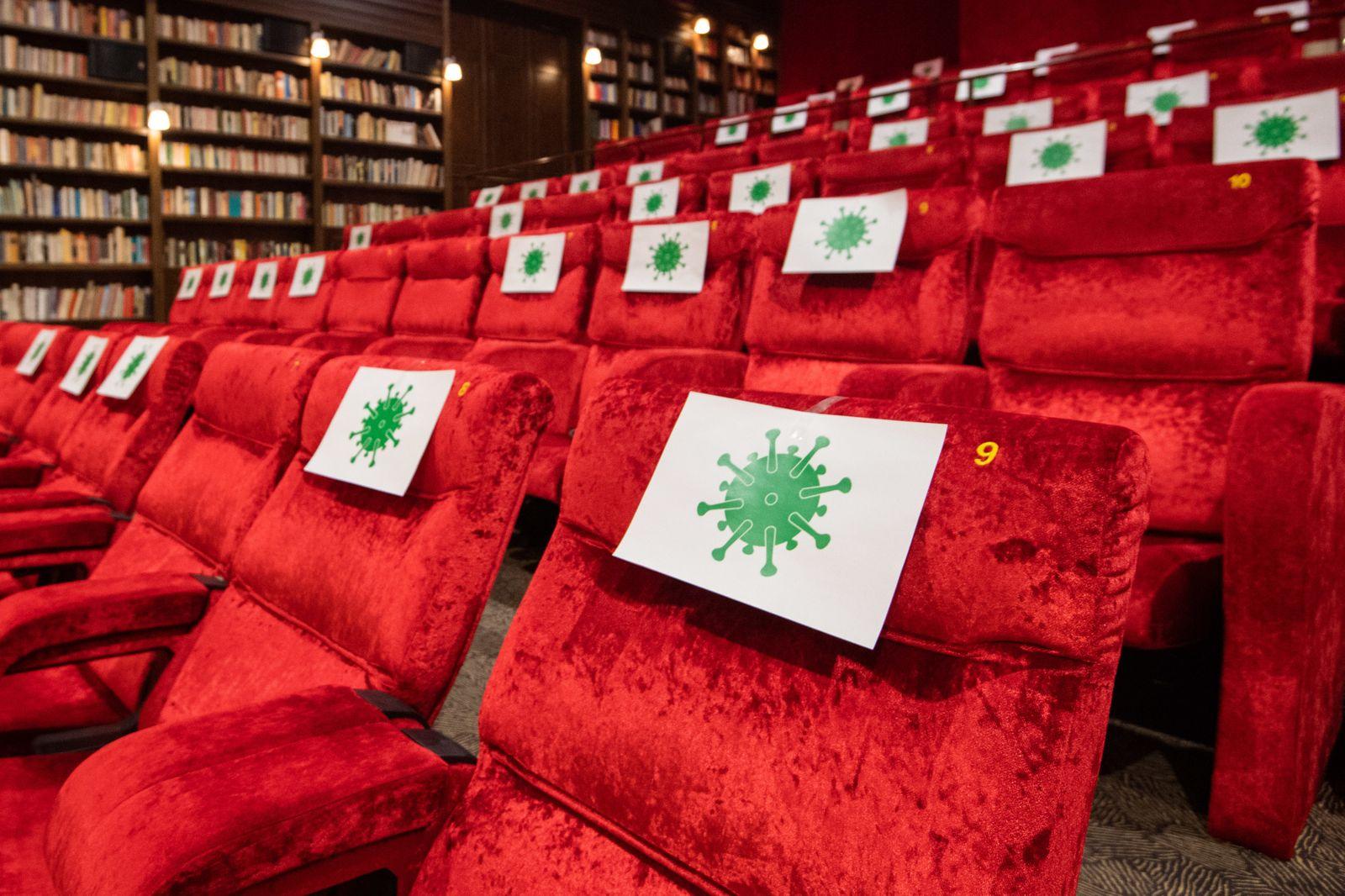 Coronavirus – Lage der Kino-Branche