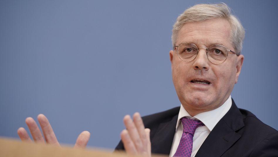 """Norbert Röttgen: """"Wenn man schon am ersten Knopf falsch knöpft, wird es so nichts mehr"""""""