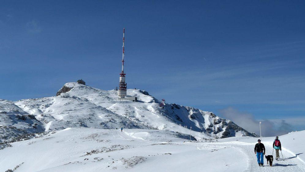 Dobratsch in Kärnten: Winterspaß ohne Liftzirkus