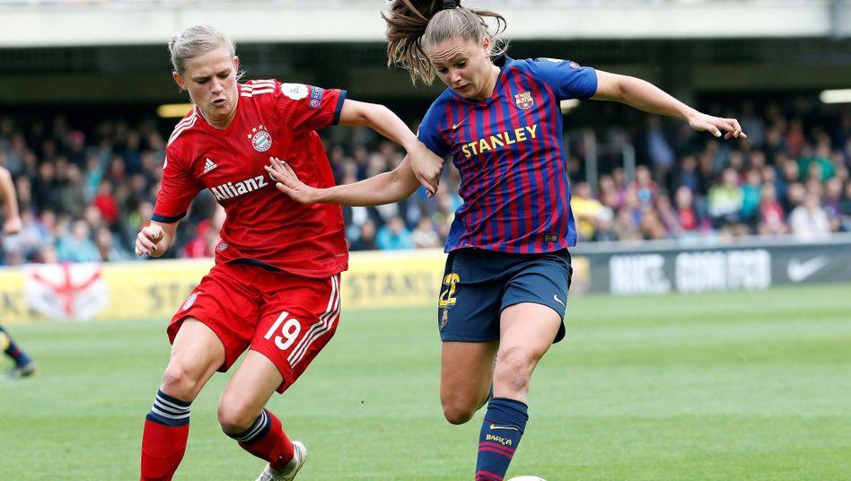Die Champions League der Frauen hat bald eine Gruppenphase