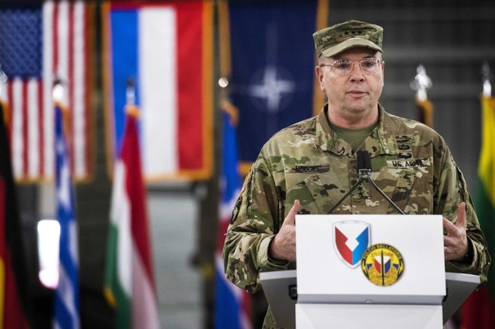 US-General Hodges