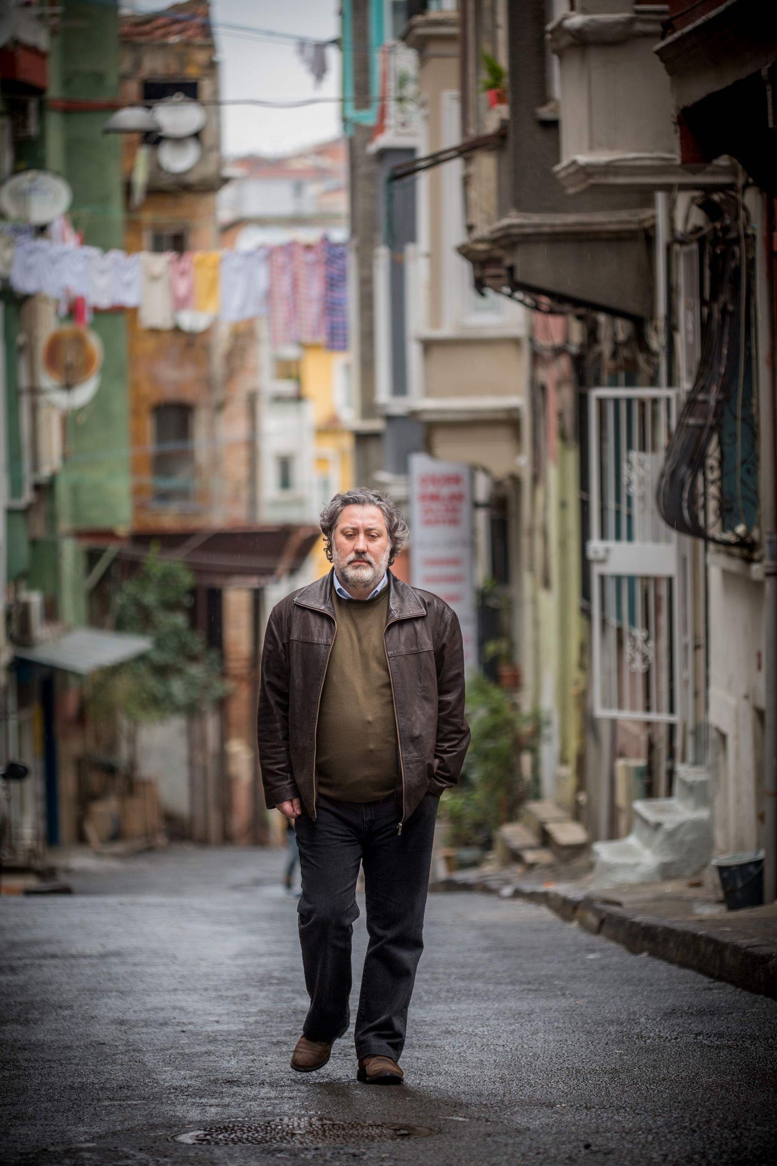 EINMALIGE VERWENDUNG Murat Sabuncu/ Türkei/ Erdogan/ Cumhuriyet/ Verhaftung
