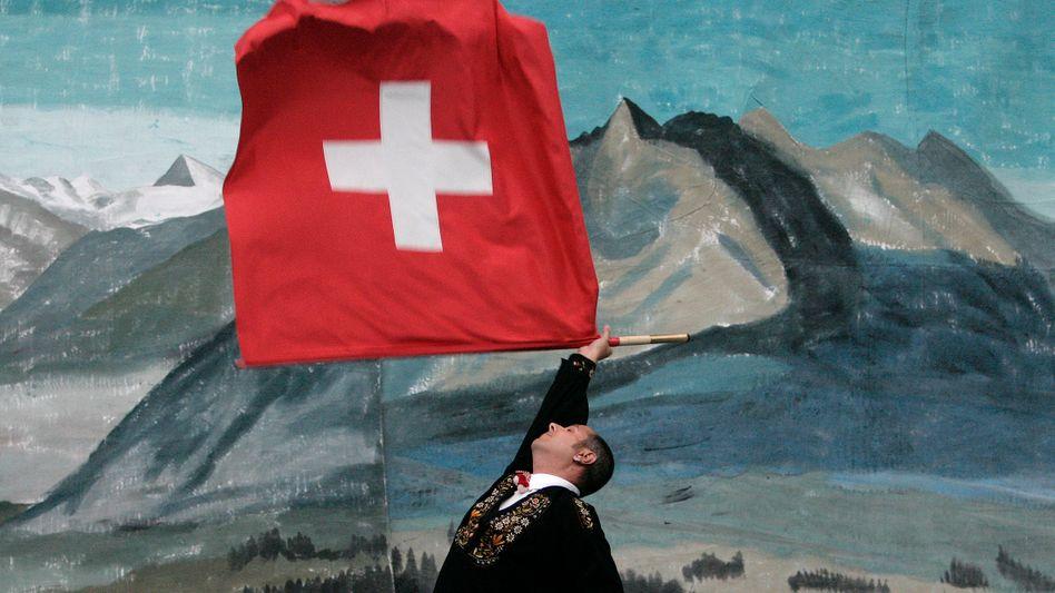 """Schweizer beim Luzerner Jodelfestival: """"Untertänigst, unterwürfig Hochdeutsch sprechen"""""""