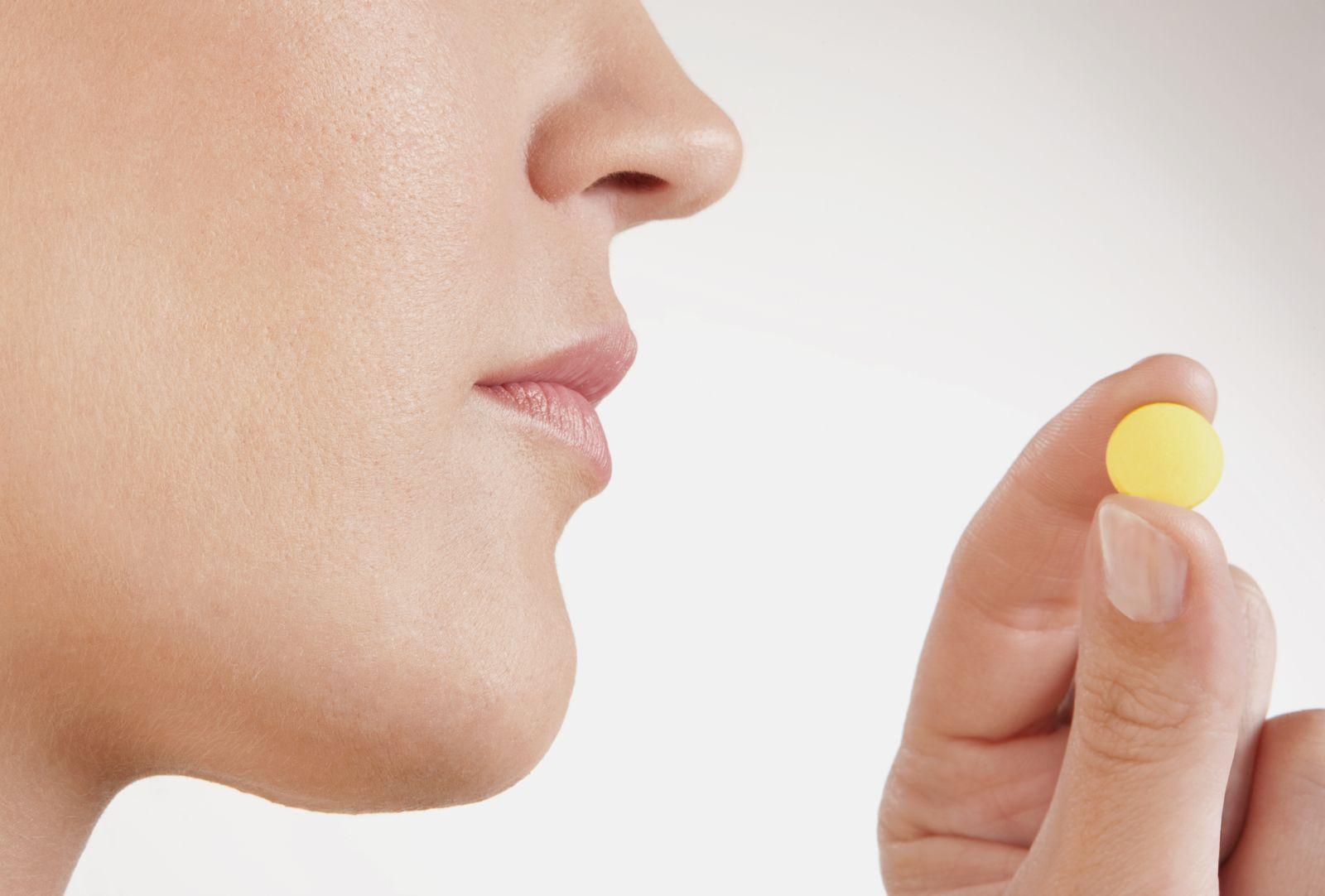 NICHT MEHR VERWENDEN! - Pille / Medizin / Tablette