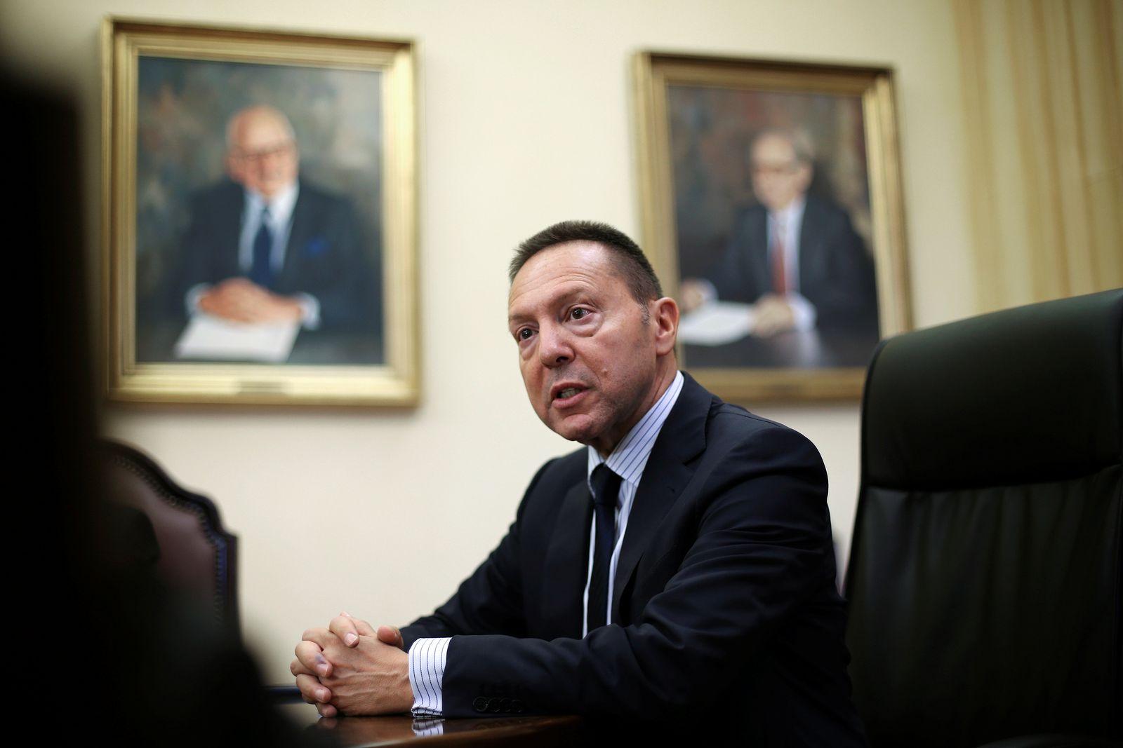 Griechenland/ Korrupte Politiker/ Stournaras