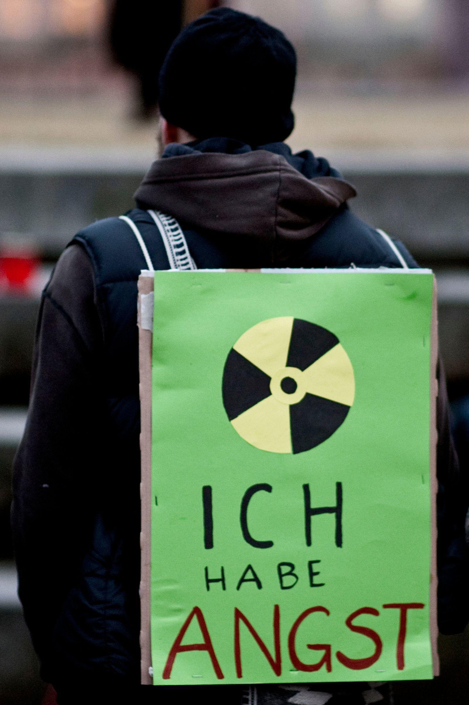 Japan / Anti-Atomkraft-Demos