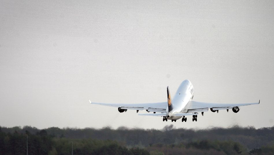 Lufthansa-Maschine startet in Frankfurt: Wie sicher waren die Ausnahmeflüge?
