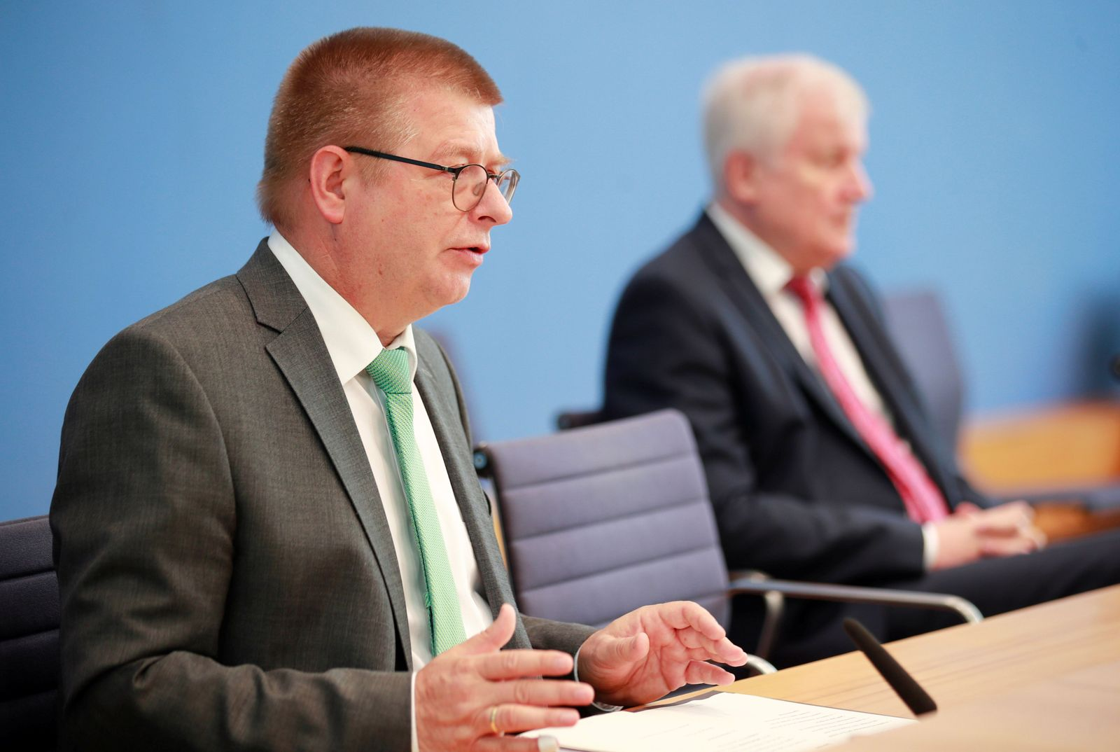 GERMANY-POLITICS-GOVERNMENT-HEALTH-VIRUS