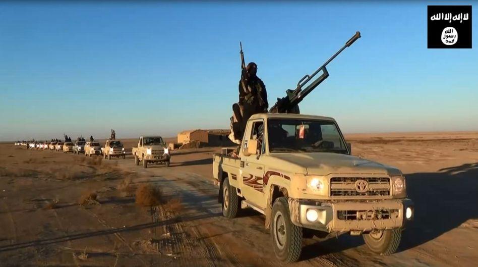 Terror im Irak: Islamisten ziehen Türkei in den Dschihad
