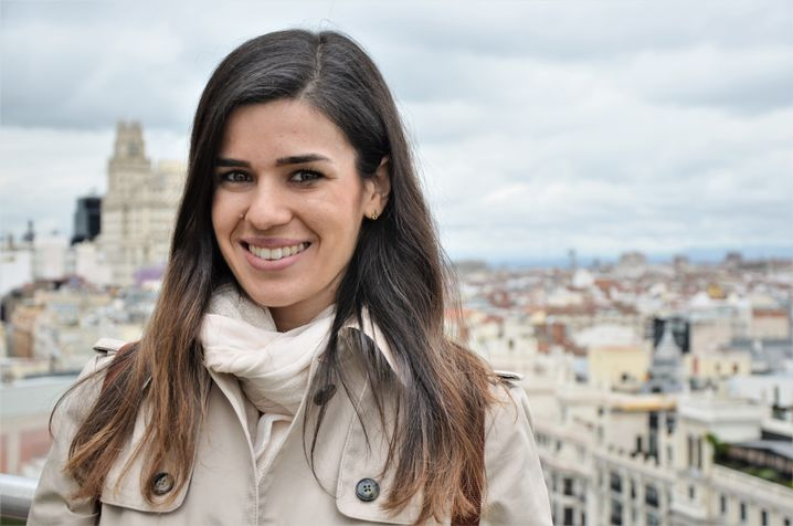 Abenteuer Schwarzwald: Irene Sánchez, 26, schlug sich durch - und kehrte doch nach Madrid zurück