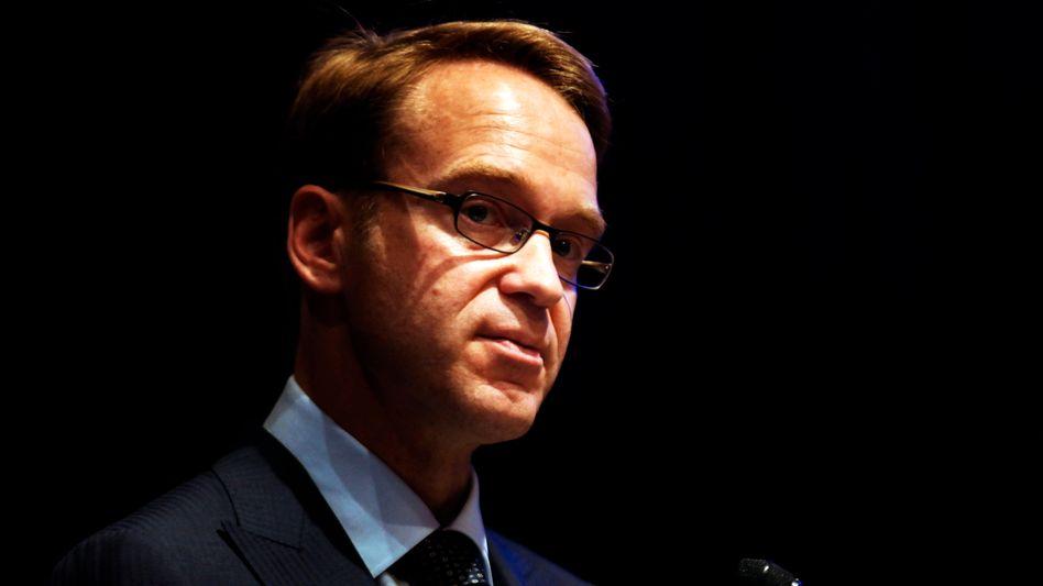Bundesbank-Chef Weidmann: Spekulation um Rücktritt