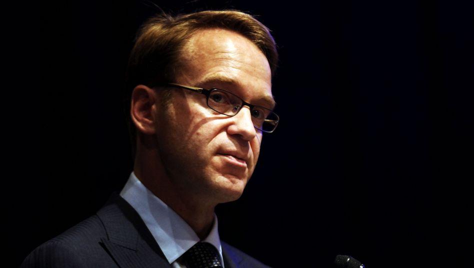 Bundesbank-Präsident Weidmann: Die ganze Welt schaut wieder auf die Bundesbank
