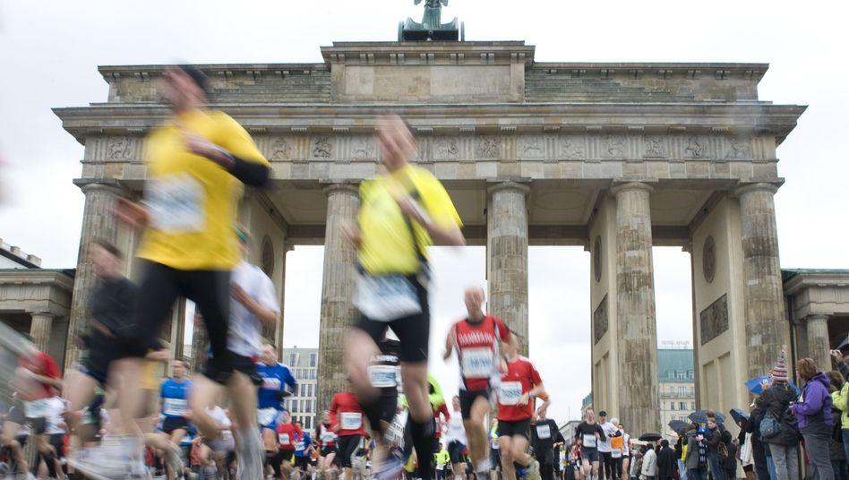 Halbmarathon in Berlin: Für 2011 haben 25.500 Starter gemeldet