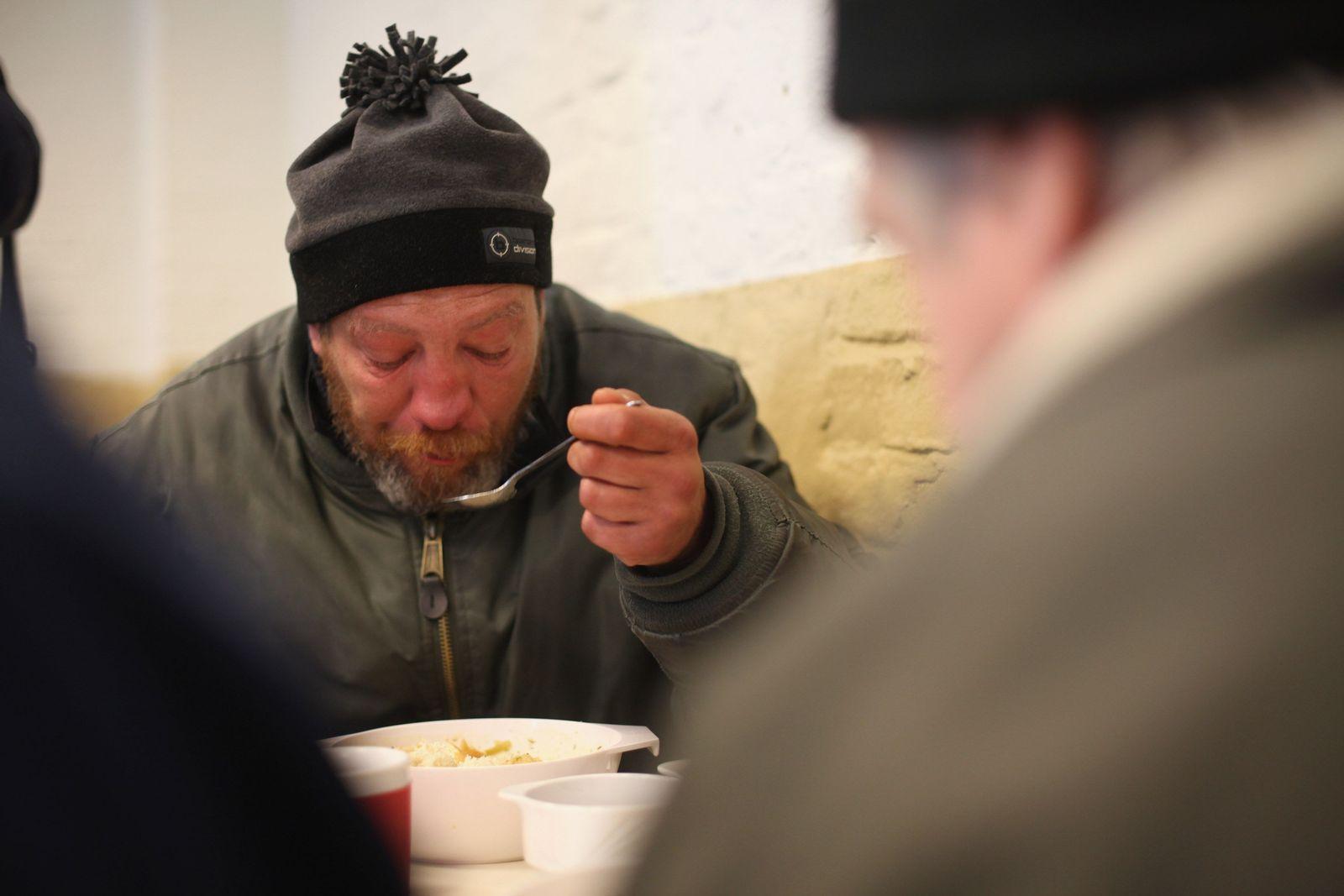 Armut / Obdachlosigkeit