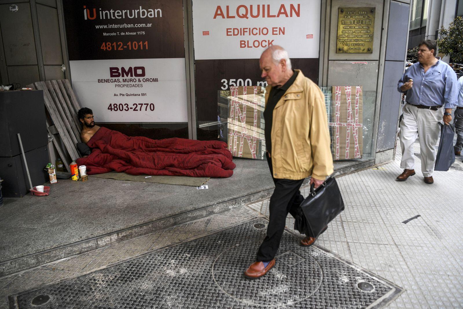 Argentinien / Wirtschaftskrise