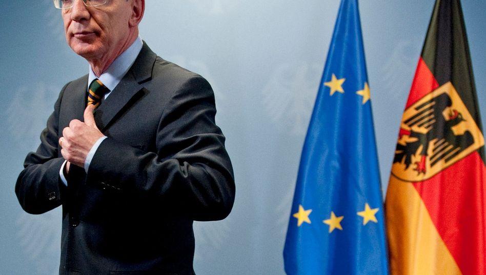 Thomas de Maiziere (CDU): Vom Bündnispartner ausgespäht?