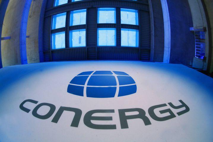 Conergy-Firmenlogo: Verdacht auf Bilanzfälschung