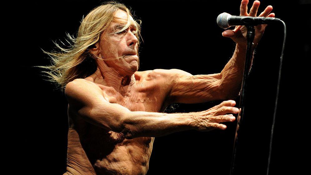 Iggy And The Stooges: Mitte 60 und immer noch am Schreien