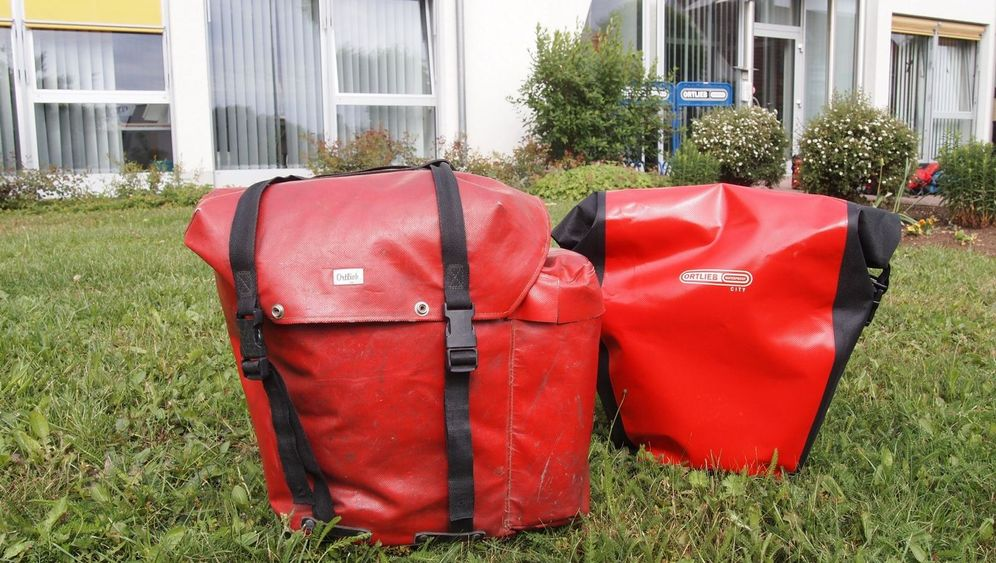 Ortlieb-Fahrradtaschen: Geschweißt, nicht genäht