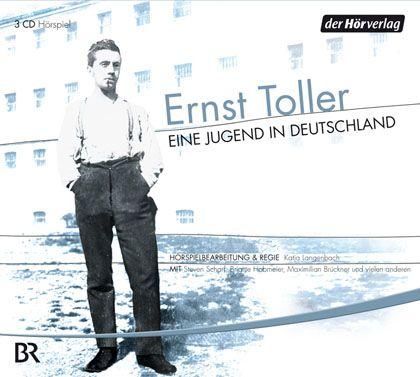 Toller-Hörbuch: Exemplarisches Leben