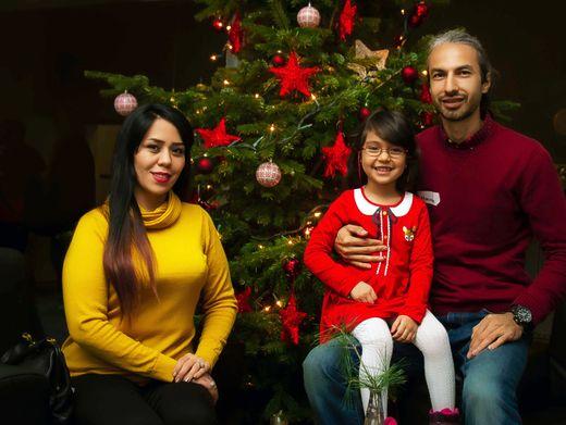 Hassan Houseini: »Wir mögen Feste, sie geben uns ein gutes Gefühl«